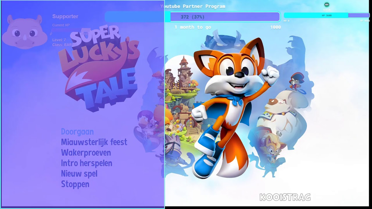 Super Lucky'sTale